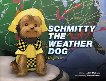 Schmitty The Weather Dog Book