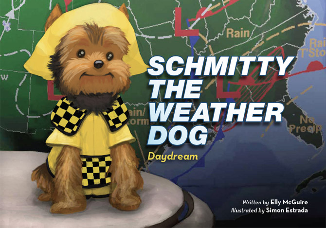 Schmitty the Weather Dog:DayDream