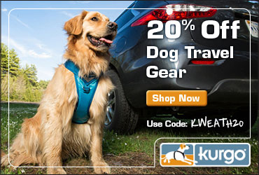 Kurgo Dog Travel Gear