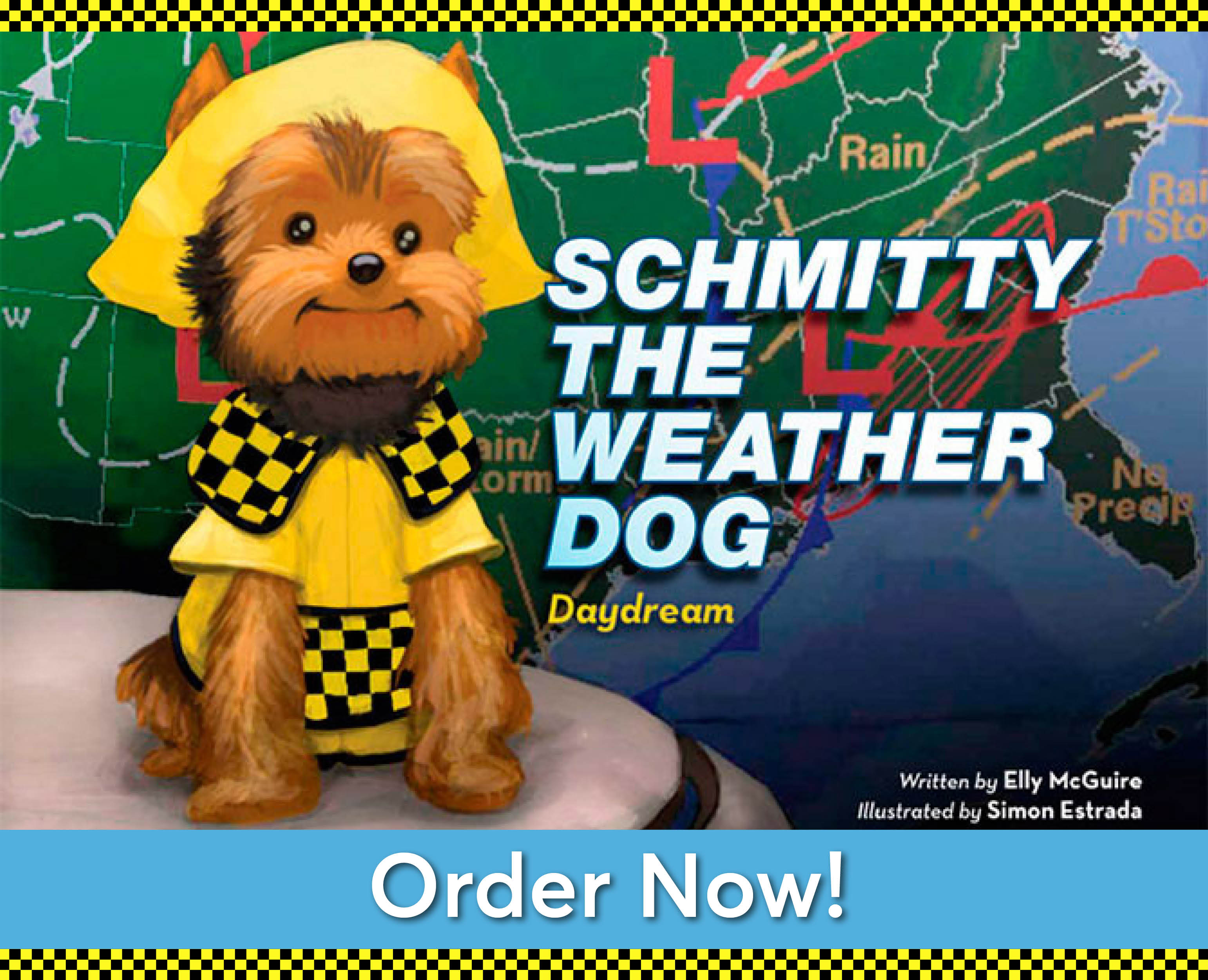 Schmitty's New Weather Book