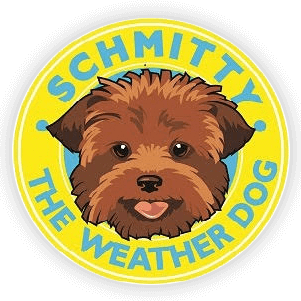 Book a Show with Schmitty The Weather Dog