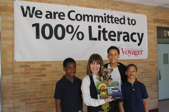 Committed to Literacy