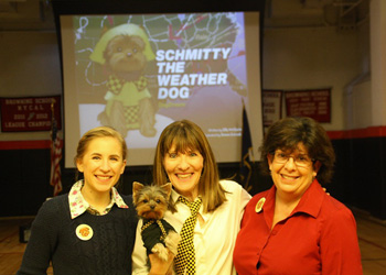 Schmitty at the Browning School